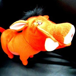 Disney's PUMBAA Plush Stuffed Toy
